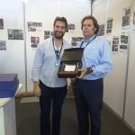 Entrega premios aserluz